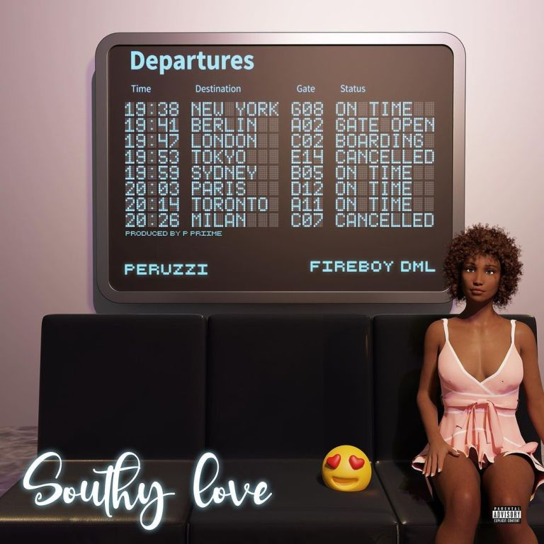 Peruzzi ft fireboy DML - Southy love