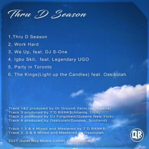 Chizzy Tha don - thru d season EP