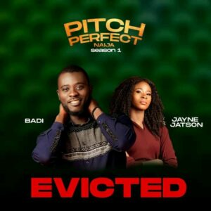 Badi and Jayne evicted from the pitch perfect naija show
