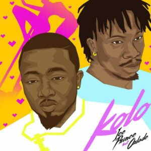 Oxlade fat ice prince - Kolo mp3 download