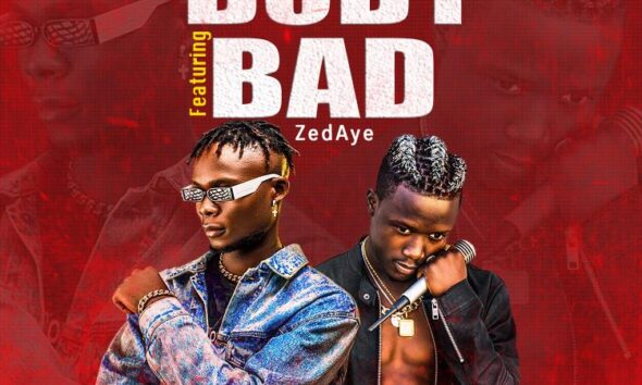 Jessy Brown ft ZadAye - Body bad